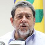 St. Vincent and the Grenadines Prime Minister, Ralph Gonsalves.