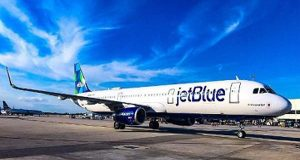 Engine Failure Forces JetBlue To Make Emergency Landing In Grenada