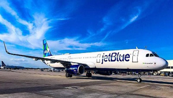 US-Based JetBlue Airlines To Start Non-Stop Flights To Guyana