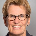 The 2015 Sex Ed curriculum, introduced by Liberal Kathleen Wynne, former Ontario premier (pictured), was a major step forward, but Conservative Premier Doug Ford repealed the elementary curriculum, as soon as he took office in 2018 and reinstated the version from 1998.