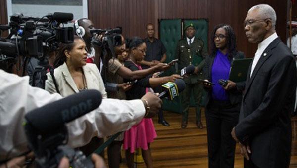 Guyana's President, David Granger, Returns To Cuba For More Medical Treatment