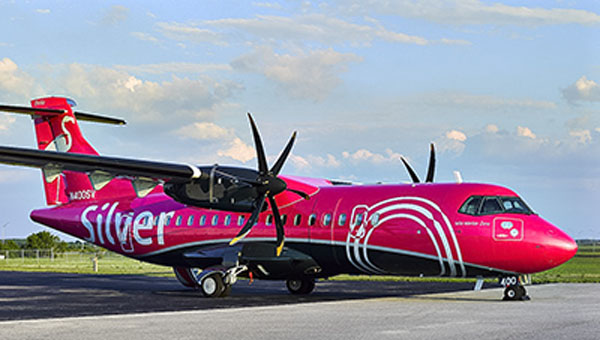 Silver Airways Increases Flights Into Dominica