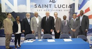 St. Lucia Signs MOU With US-Based Carnival Corporation And Royal Caribbean Cruises
