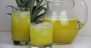 Traditional Caribbean Pineapple Juice