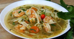 Classic Shrimp Broth (Soup) Recipe