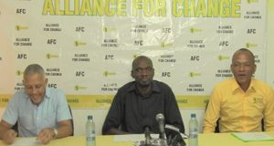 Guyana's Government Minority Partner Optimistic That It Could Reach Agreement With Coalition Partner