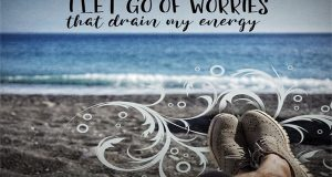 Worries No! Confidence Yes!