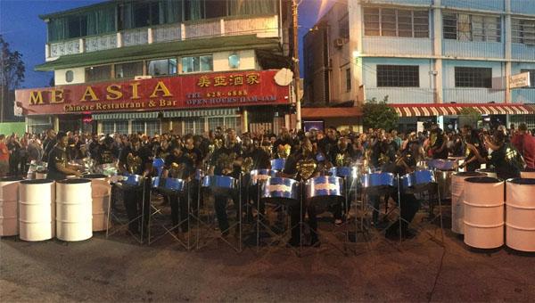 Port-Of-Spain Designated UNESCO City Of Music