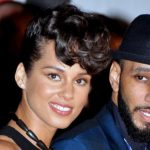 Fifteen-time Grammy Award winner, Alicia Keys, and husband, Swizz Beatz, a hip hop artist-producer, seen at the aux NRJ Music Awards in 2013. Photo by Georges Biard, CC BY-SA 3.0, https://commons.wikimedia.org/w/index.php?curid=24293687