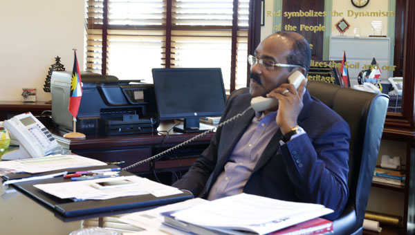 Harvard University And Antigua Agree On Program Of Cooperation