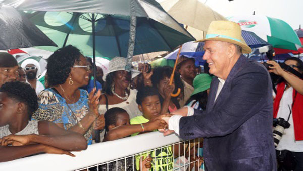 St. Lucia PM Defends Multi-Billion Dollar Project