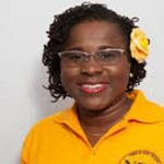Grenada Opposition party official, Claudette Joseph.