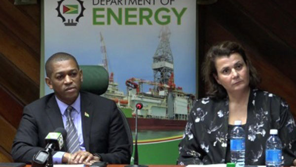 "Guyana Government Seeking To Correct ""Misinformation"" Regarding Sale Of Oil"