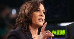 Jamaican/Indian-American Democratic Presidential Candidate, Kamala Harris, Drops Out Of Race