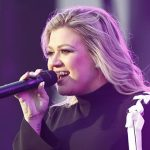 Kelly Clarkson seen performing at the 2018 US Department of Defense Warrior Games Opening Ceremonies, which featured the introduction of athletes and the lighting of the Games torch at the Air Force Academy in Colorado Springs, Colorado on June 2. Photo credit: DOD Photo by: Marc Piscotty.