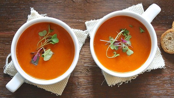 Healthy Homemade Soups On The Go