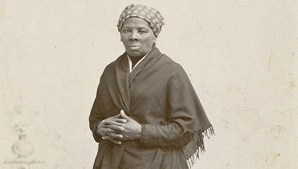 Harriet Tubman. Photo by Photographer: Horatio Seymour Squyer, 1848 to 18 Dec 1905 -- National Portrait Gallery, Public Domain.