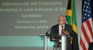 US Ambassador To Jamaica Calls For United Approach In Fighting Cybercrime