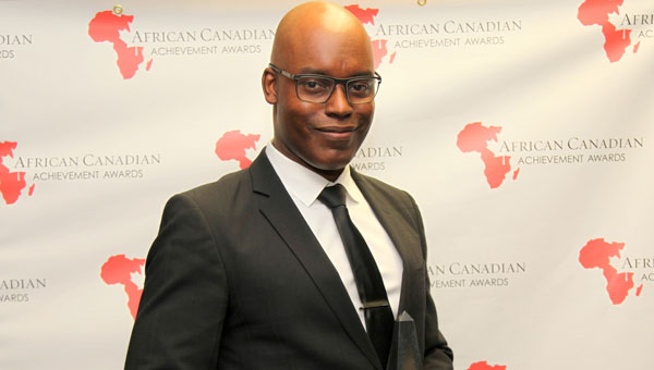 Toronto International Film Festival's Co-Head, Cameron Bailey, To Be Honoured By Ontario Black History Society