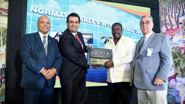 Mexican Company Pledges To Invest Significantly In Norman Manley Airport Development