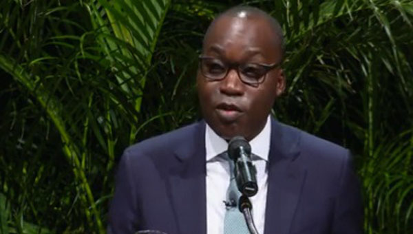"Former Chair Of The Least Developed Countries Group Warns Caribbean That Climate Change Is ""Real"""