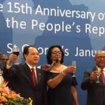 Grenada Reaffirms Commitment To One-China Policy