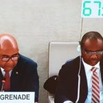 "Foreign Minister Says ""Grenada Is A Defacto Abolitionist State"""