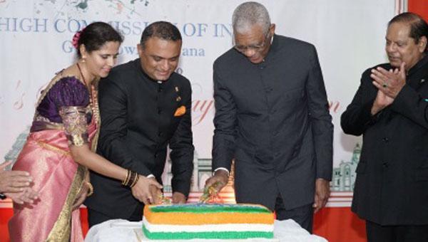 Guyana And India Celebrate Bonds Of Friendship
