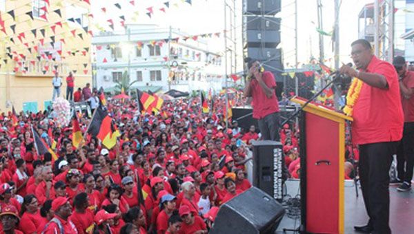 Guyana's Main Opposition Party Launches Campaign, Confident Of Victory In March Election