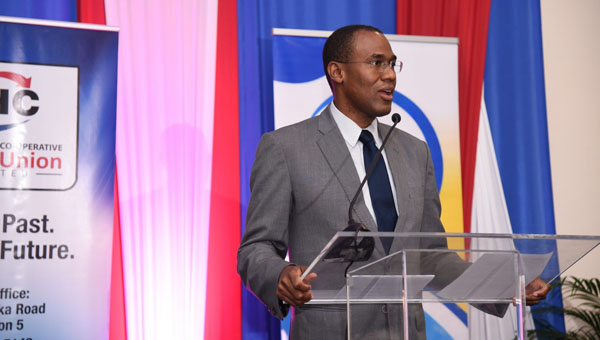 Jamaica's Finance Minister Optimistic About Island's Further Economic Growth