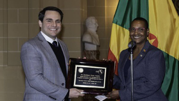 Grenada Assumes Chair Of Organisation Of American States' CIDI