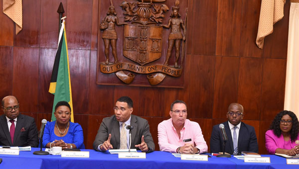 Jamaican Prime Minister Says Port Royal Will Be Safe And Hassle-Free For Tourists