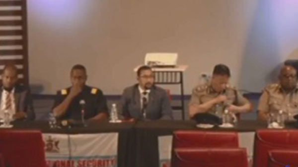 Trinidad's National Security Minister Pleased With National Discussion On Crime
