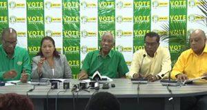 Guyana's Ruling Coalition Unveils Election Manifesto