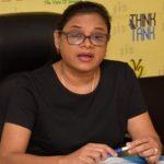 Jamaica's Chief Medical Officer of Health, Dr. Jacqueline Bisasor-McKenzie.
