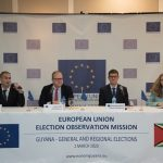 European Union Launches Elections Observer Mission For Guyana's Poll In March