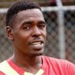 "Irvino ""Dada"" English, 42, represented Jamaica's national football team, the Reggae Boyz, on five occasions, between 2001 and 2002."