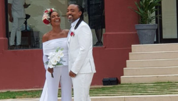 Soca Superstar Machel Montano Marries Long-Time Flame