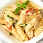 Delicious, Tasty Meatless Pasta Meal