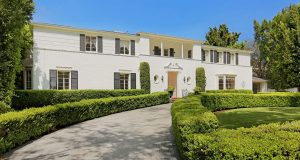 Ronald Reagan And Jane Wyman's L.A. Home