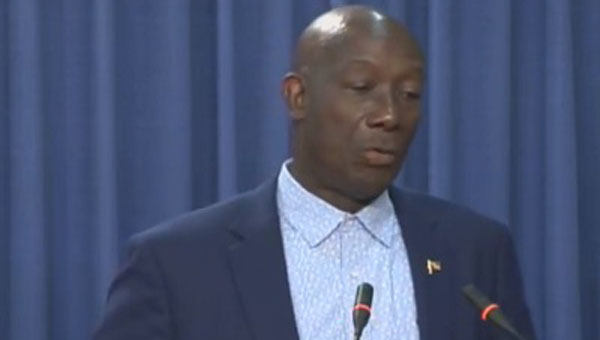 Trinidad PM Denies Offering Defeated Candidate Ambassadorial Post