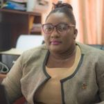 Guyana Elections Commission's Public Relations Officer, Yolanda Ward.