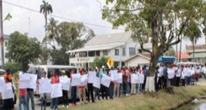 Sugar Workers In Guyana Demand Salary Increases