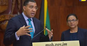 Jamaica To Implement Island Wide Curfew From April 1