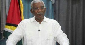 Guyana's President David Granger Calls For Calm
