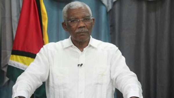 Guyana's President David Granger Calls For Calm