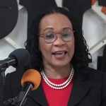 "People's National Party (PNP) spokesperson on Justice, Donna Scott-Mottley, said, in a statement, ""This crisis, which we face, as a nation, is unprecedented."" Photo courtesy of the PNP."