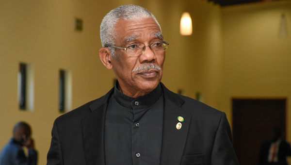 "Guyana's President Says There Needs To Be ""Evidence Of Wrongdoing"" Before Sanctions Can Be Applied"