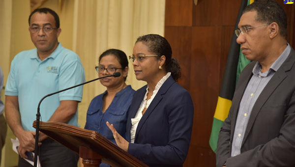 Jamaica's Attorney-General Issues COVID-19 Warning To Beauty Industry