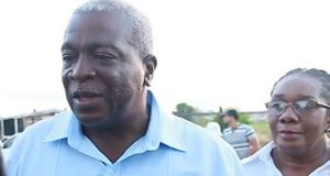 Opposition Party Prime Ministerial Candidate, Mark Phillips, Urges Supporters To Vote Early